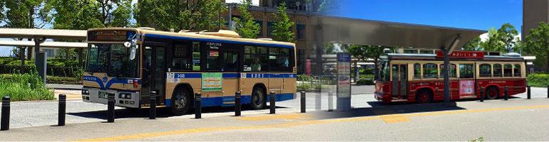 バス広告イメージ